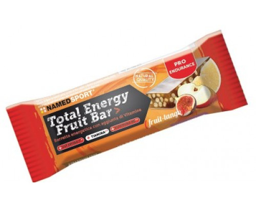 TOTAL ENERGY FRUIT BAR TAN 35G