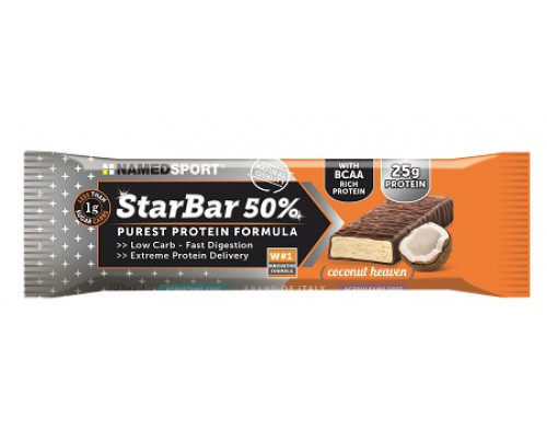 STARBAR 50% PROTEIN COC HE 50G