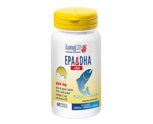LONGLIFE EPA DHA+Q10 60PRL