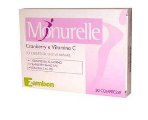 MONURELLE CRANBERRY 20CPR