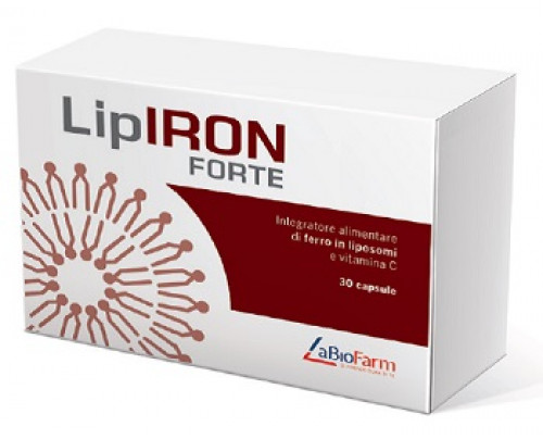 LIPIRON FORTE 30CPS