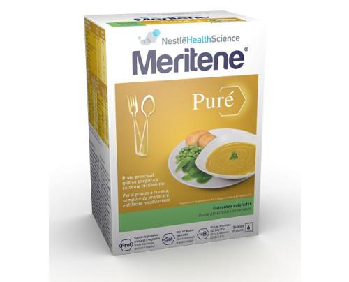 MERITENE PURE' PR/VERD 6X75G