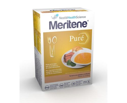MERITENE PURE' VTL/VERD 6X75G