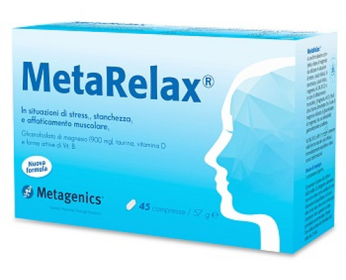 METARELAX NEW 45CPR