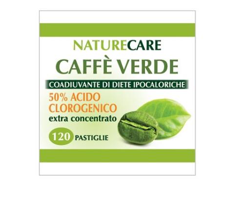 NATURECARE CAFFE' VE 120PAST