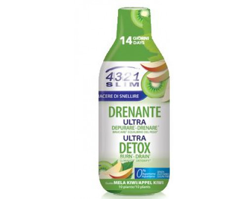 4321 SLIM ULTRA DREN ME/K250ML
