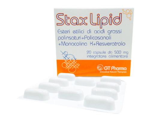 STAX LIPID 20CPS