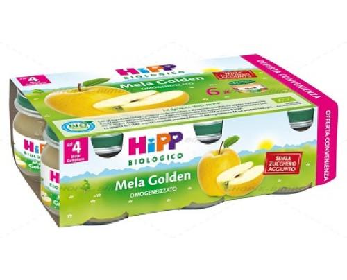 HIPP MULTIPACK MELA GOL 6X80G
