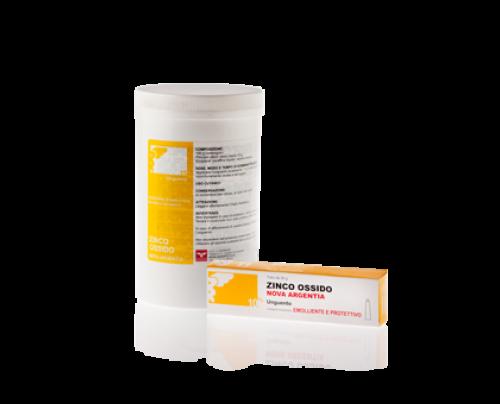 Zinco Ossido 10% unguento 1000 g