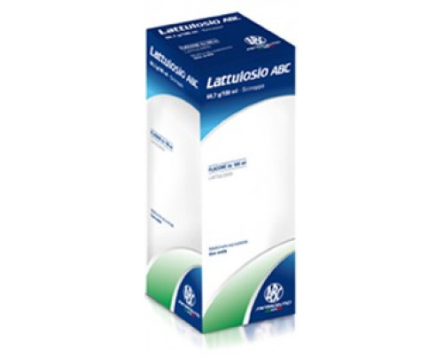 Lattulosio ABC Sciroppo 180 ml