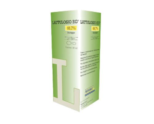 Lattulosio EG Sciroppo 180 ml 66,7%