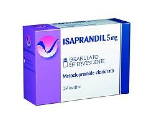 Isaprandil 24 bustine effervescenti 5 mg