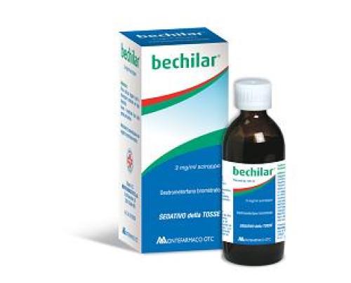 Bechilar Sciroppo Flacone 100 ml 3mg/ml