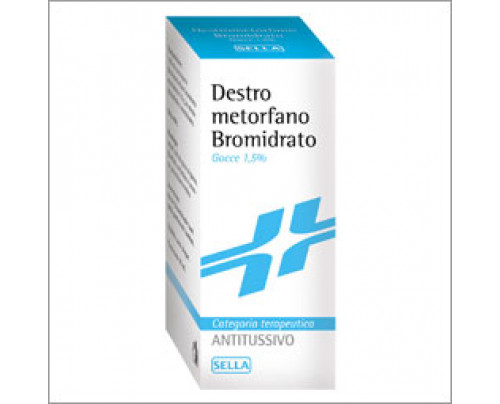 Destrometorfano Bromidrato Sella 20 ml