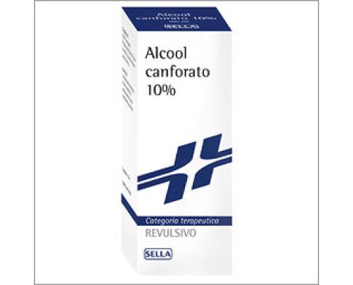Canfora Sella 10% Soluzione Idroalcolica 100 g