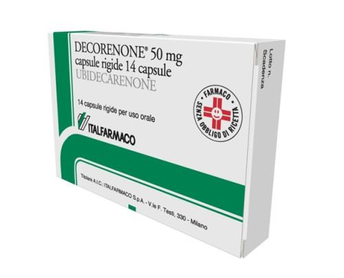 Decorenone 50 14 Capsule 50 mg
