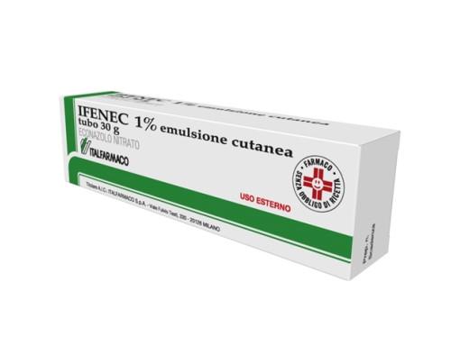 Ifenec Emulsione Cutanea 30 g 1%