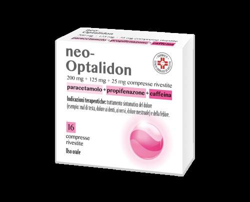 Neo Optalidon 16 compresse rivestite