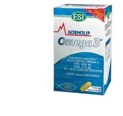 Omega 3 AC 120 perli Esi
