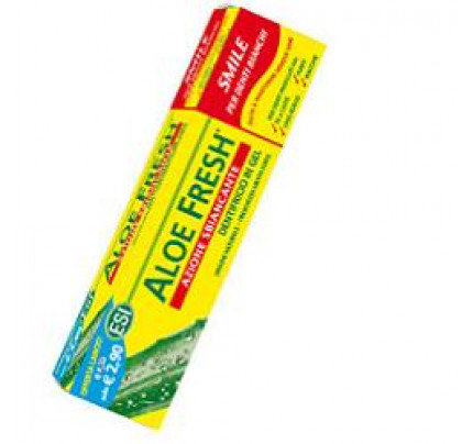 Aloe fresh smile 100 ml