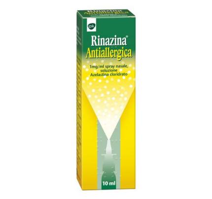 Rinazina Antiallergica Spray Nasale da 10 ml