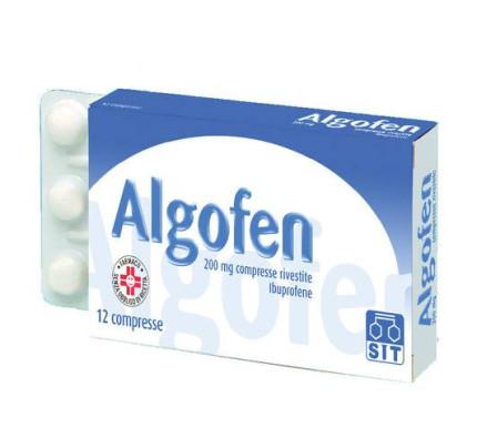 ALGOFEN*24CPR RIV 200MG