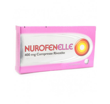 Nurofenelle 12 compresse rivestite 400 mg
